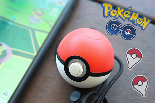 pokemon go plus accessories